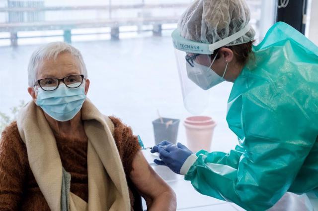 COVID | Así avanza la vacunación en CLM: 92.702 vacunas hasta este miércoles