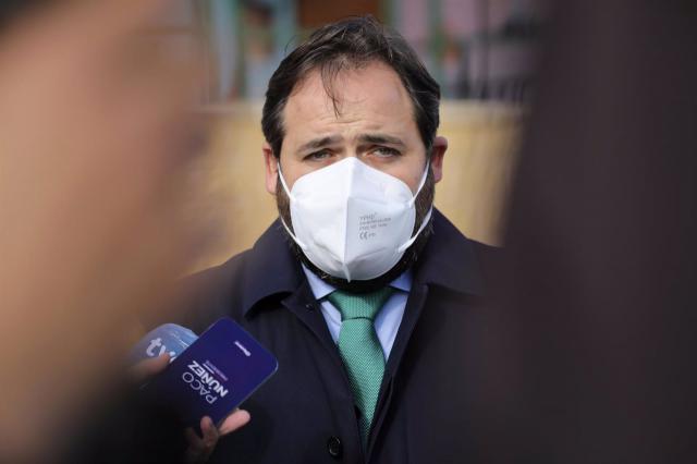 PP CLM | Núñez evita pronunciarse tras las acusaciones de Bárcenas a Cospedal