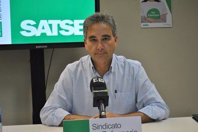 Manuel Cascos, presidente de Satse - SATSE - Archivo