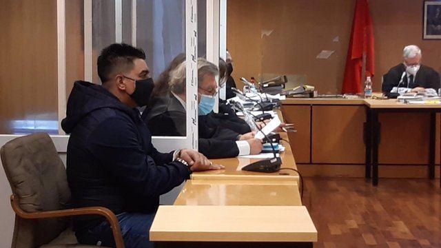 JUICIO | El acusado de atropellar hasta la muerte a su mujer a alega que iba