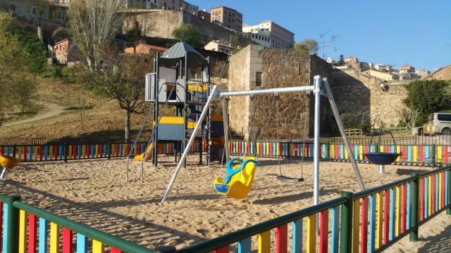 TOLEDO | La ciudad reabrirá el lunes las zonas infantiles en previsión de pasar a nivel 2