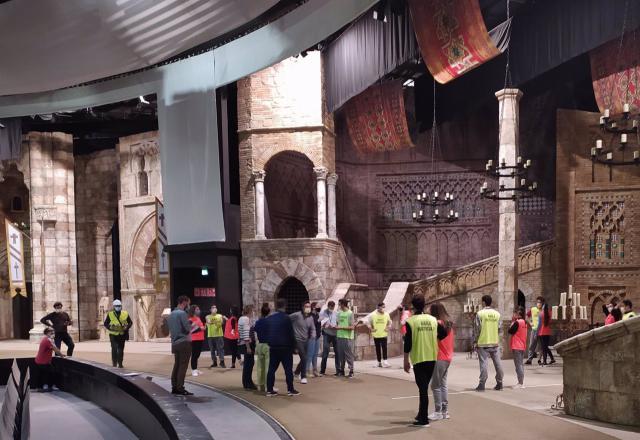 EMPRESAS | Puy du Fou desvela el nombre de su quinto espectáculo
