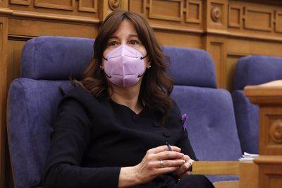 8M | La consejera de Igualdad, Blanca Fernández: