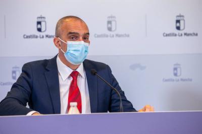 CORONAVIRUS | Vacunación de bomberos, policía local... la próxima semana