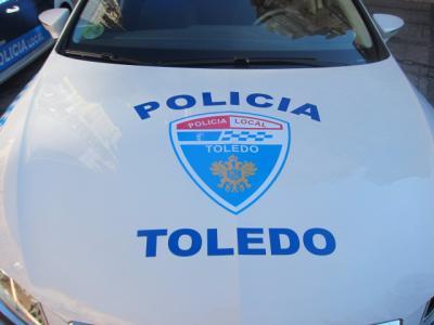 TOLEDO | Dos investigados por romper las lunas de siete coches