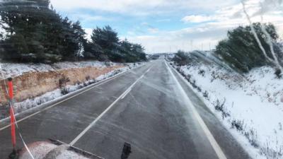 CARRETERAS | CLM se prepara ante la llegada del temporal de frío