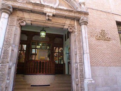 TOLEDO | El antiguo edificio de Correos acogerá el Museo Postal Nacional