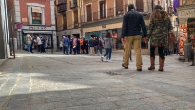 TOLEDO | Las obras de la calle Comercio se reanudan este martes