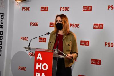 La eurodipurtada del PSOE Cristina Maestre - PSOE