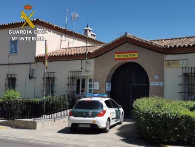 EN UN PUEBLO DE TOLEDO | Detenidos 4 menores por robar y agredir a una repartidora
