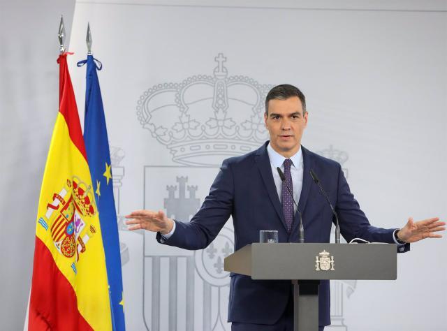 Pedro Sánchez | EUROPA PRESS/M.FERNÁNDEZ. POOL -