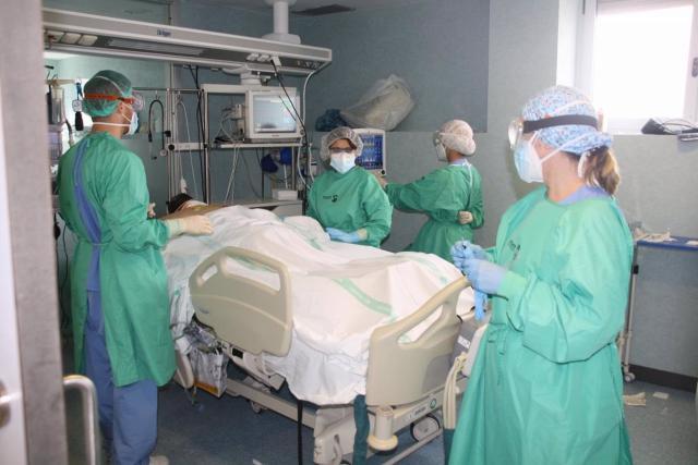 COVID-19   Aumentan los hospitalizados en Talavera y Toledo