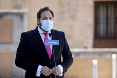 CLM | Núñez pide a Page que convoque elecciones