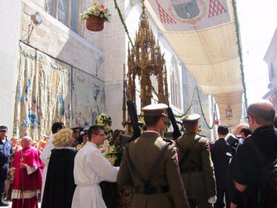 Así será el Corpus Christi de Toledo: la Custodia saldrá a la calle