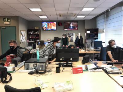 Radio Castilla-La Mancha cumple 20 años de información, ritmo y talento