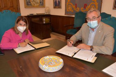 El Gobierno de Talavera renueva la colaboración con Cruz Roja
