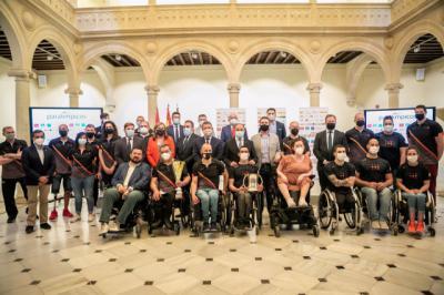 Ocho deportistas de CLM, preseleccionados para las Paralimpiadas de Tokio