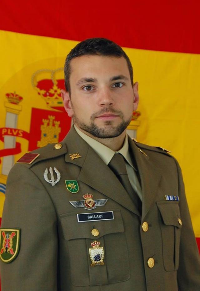 Fallece un sargento del Ejército natural de CLM en un salto en paracaídas