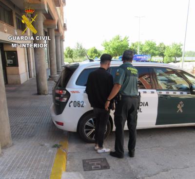 Detenido en Talavera por abusos sexuales a una menor de 13 años
