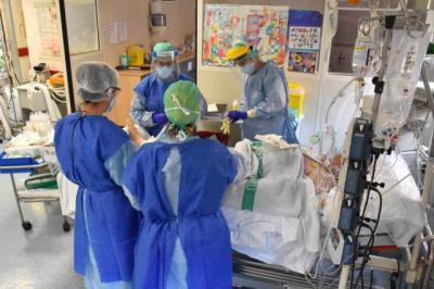 Drástico descenso de hospitalizados Covid en Talavera