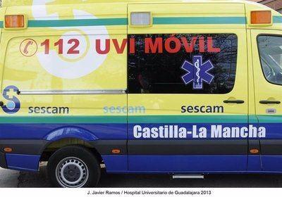 Ambulancia del Sescam
