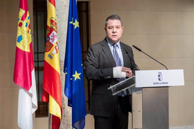 García-Page: 'En Madrid se dicen muchas 'tontás''