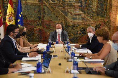 CLM recibirá 1.050 millones de euros de los fondos europeos