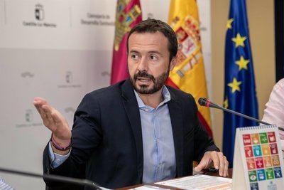 Escudero propone 3 medidas para frenar la huelga convocada por Geacam