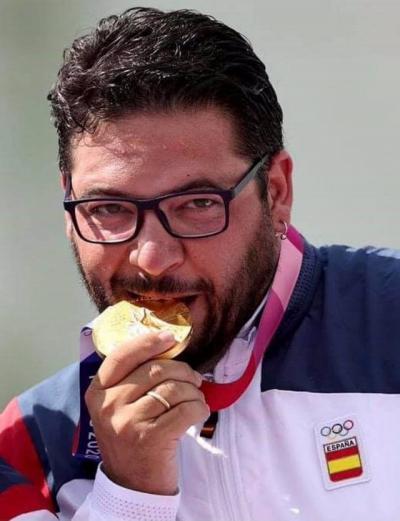 El campeón olímpico Alberto Fernández será nombrado Hijo Adoptivo