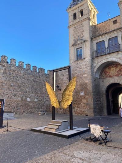 Toledo traslada su agradecimiento a Jorge Marín por sus 'Alas de México'