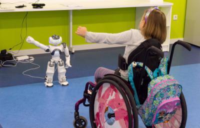 Parapléjicos ensaya con robótica para reducir sesiones de rehabilitación
