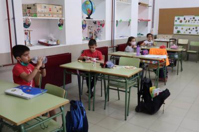 ¿Cómo será el curso escolar? Reunión clave para conocer las medidas