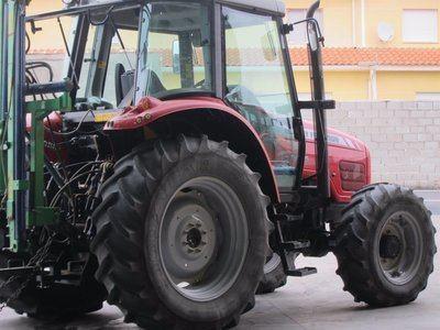 Detenido un hombre acusado de la muerte de un tractorista