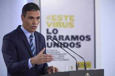 Pedro Sánchez anuncia una subida