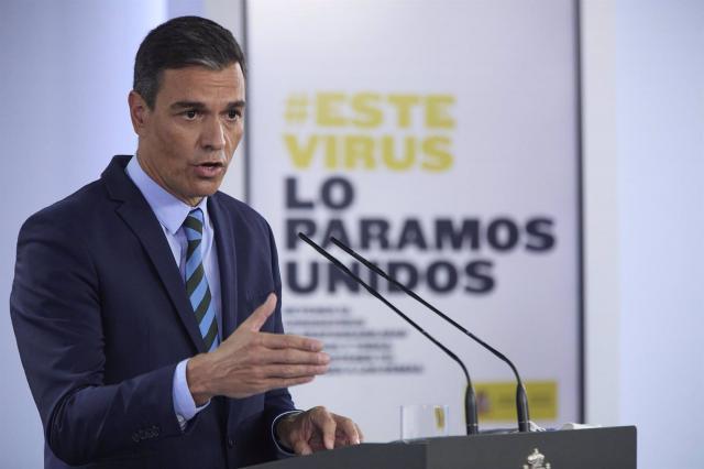 Pedro Sánchez anuncia una subida 'inmediata' del salario mínimo