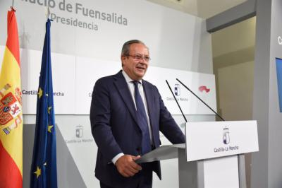 El techo de gasto en CLM para 2022 asciende a 7.577 millones de euros