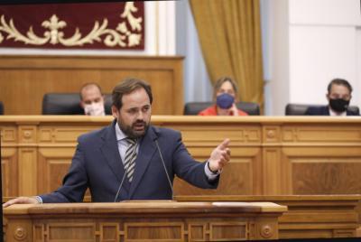 Núñez propone un nuevo Estatuto de Autonomía pero