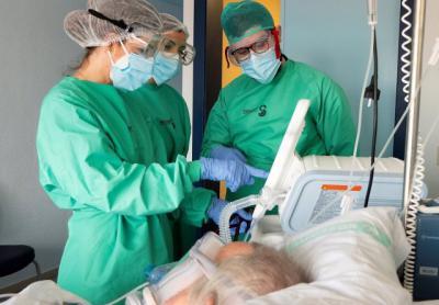 Ya son tres los hospitales sin pacientes Covid-19 en CLM