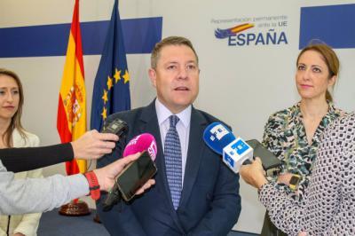 Toda España apoya a Page para defender la artesanía