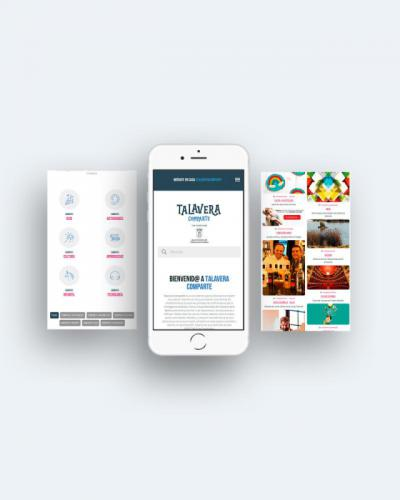TALAVERA | Dos nuevas categorías en la web de 'Talavera Comparte'