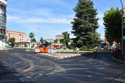 El plan de asfaltado avanza: éstas son las próximas calles