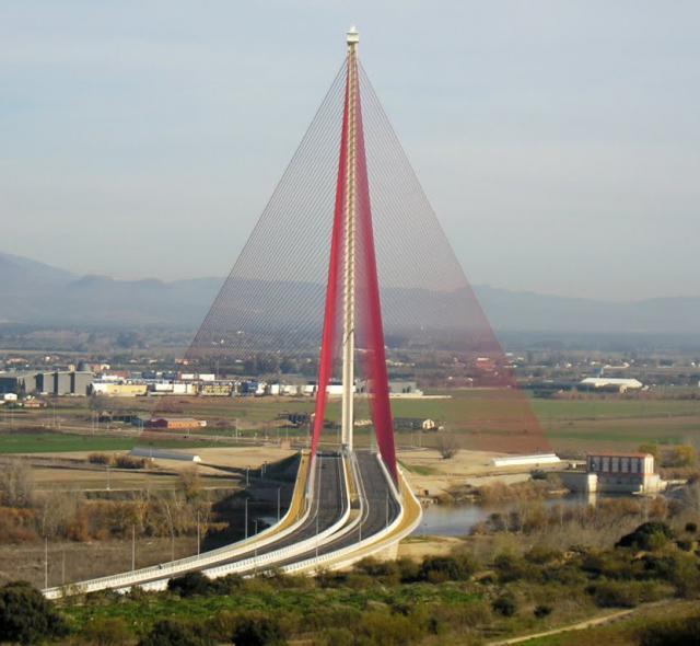 Este lunes se cierra al tráfico la talaverana Ronda del Tajo