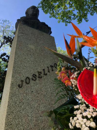 NUESTRA GENTE | El monumento a Joselito en los Jardines del Prado (VIDEO POEMA)