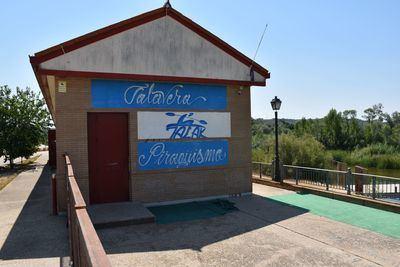 TALAVERA | Mejora en las instalaciones del Club Piragüismo Talak