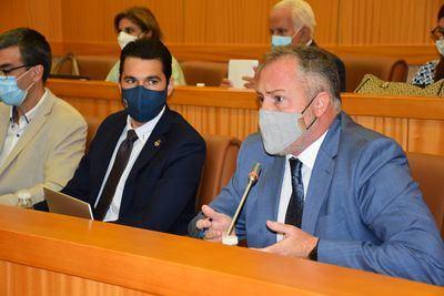 Gran avance del Gobierno de Talavera en la plataforma logística