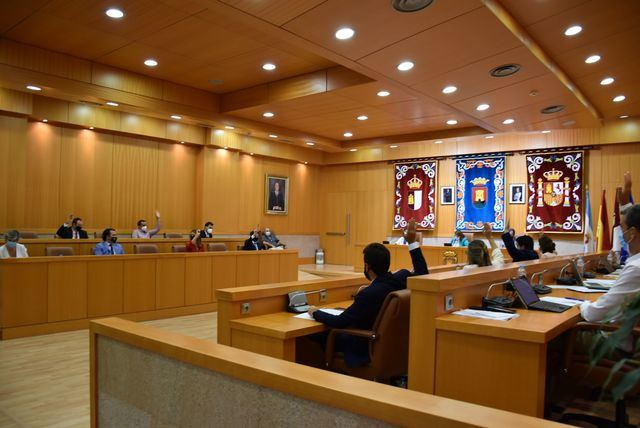 TALAVERA | La mayoría del Pleno apuesta por un parque supramunicipal de bomberos con sede en la ciudad