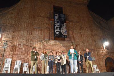 La consejera de Fomento pregona las fiestas del barrio talaverano de San Jerónimo
