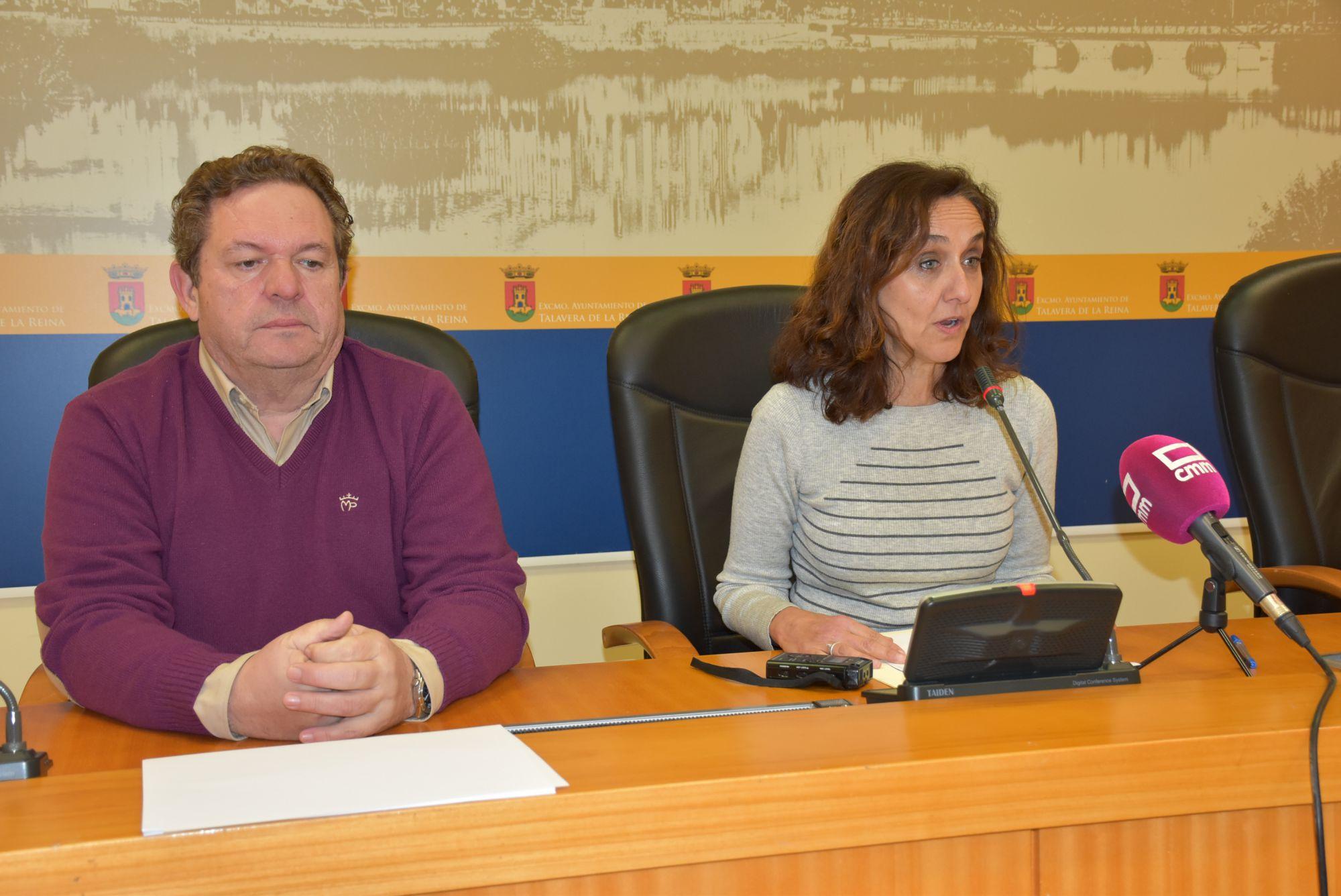 Talavera: campaña de sensibilización con motivo del Día Internacional para la eliminación de la violencia contra las mujeres - www.lavozdeltajo.com