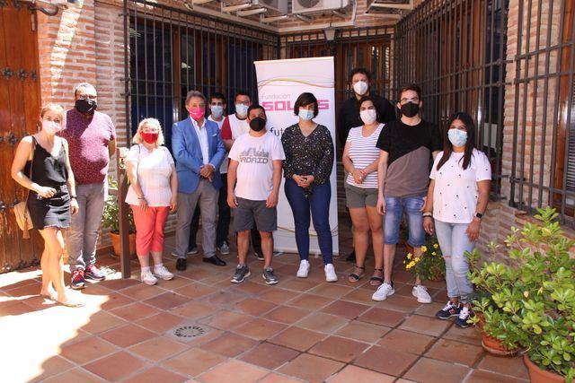 CECAP y Fundación Soliss forman a participantes con discapacidad intelectual