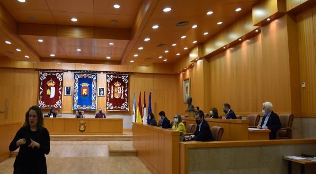 IGUALDAD | El Ayuntamiento apoyará medidas urgentes contra la violencia de género
